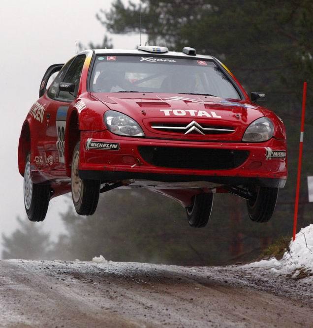 Citroen Xsara Wrc. 200x Xsara T4 WRC